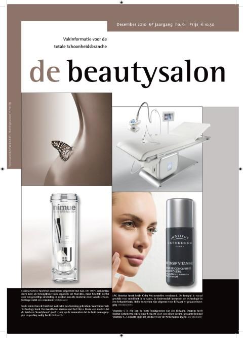 De Beautysalon December 2010