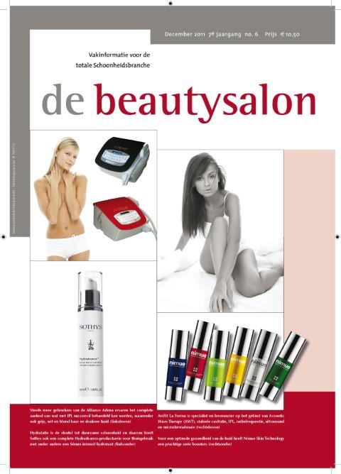 De Beautysalon December 2011