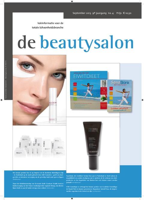 De Beautysalon September 2013