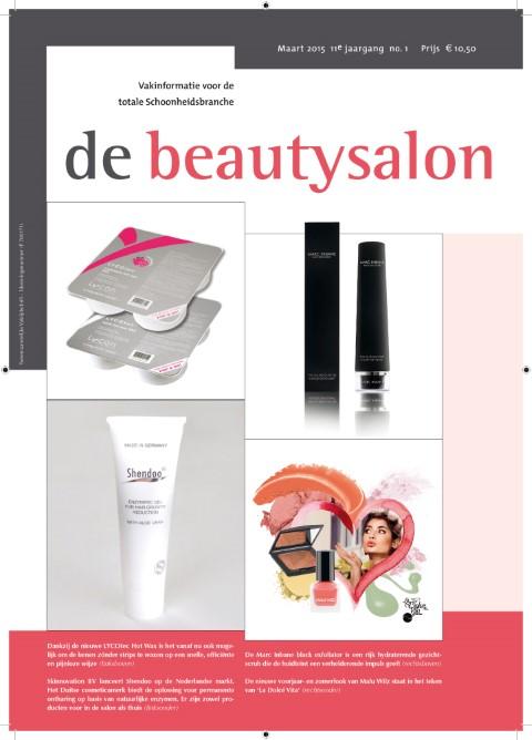 De Beautysalon maart 2015